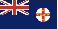 image of New South Wales flag