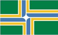 image of Portland Area flag