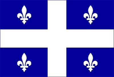 Image of Quebec flag