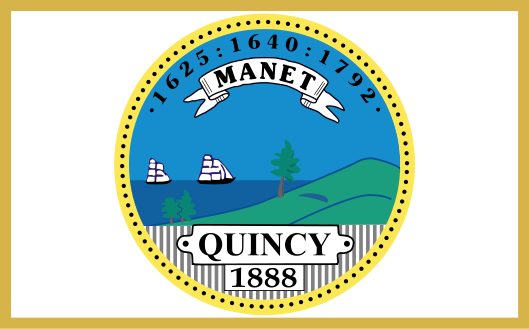 image of Quincy area flag