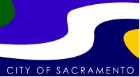 image of Sacramento - Stockton flag
