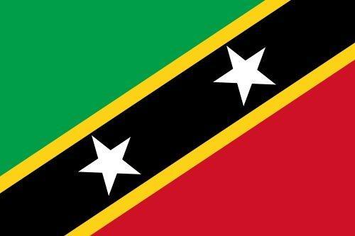 Image of Saint Kitts flag
