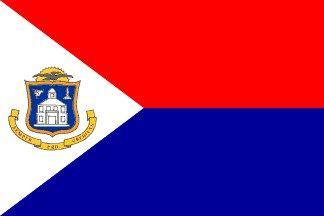 Image of Saint Martin flag