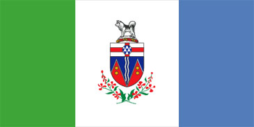 Image of Yukon Territory flag